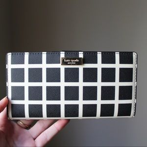 Kate Spade / Stacy Laurel Way slim wallet